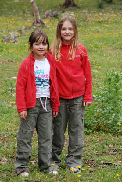 Wild Camping at Volubilis