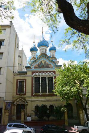 Inglesia Ortodox Rusa
