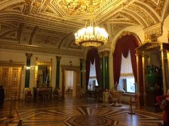 The Malachite Room