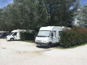 Campsite Lucca