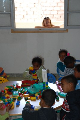 The nursery class