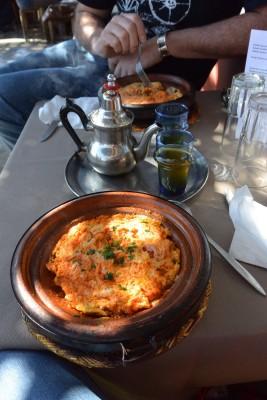 Berber Omelette