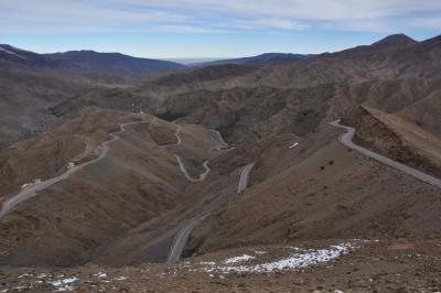 Tizi-n-Tichka Pass