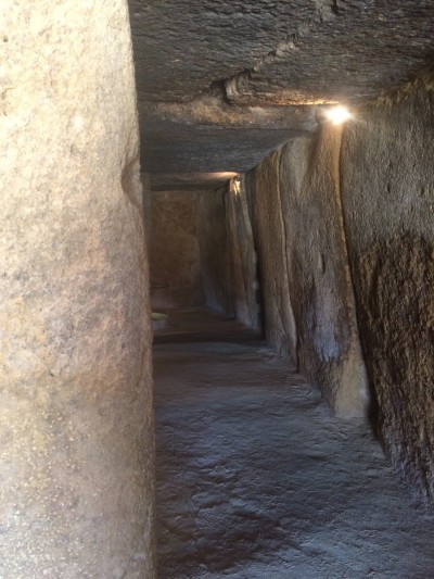 Inside the Dolmens