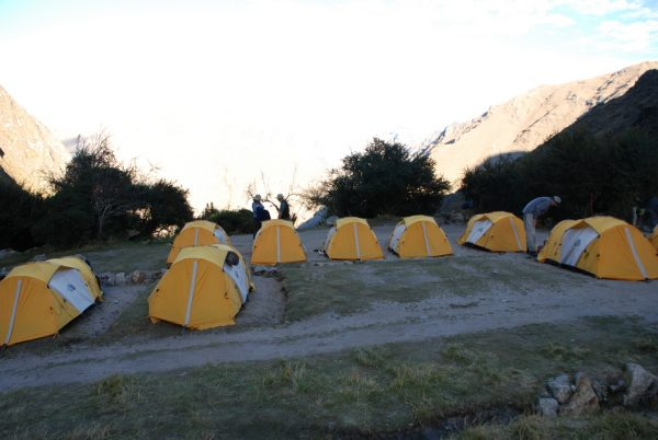 2nd day camp site