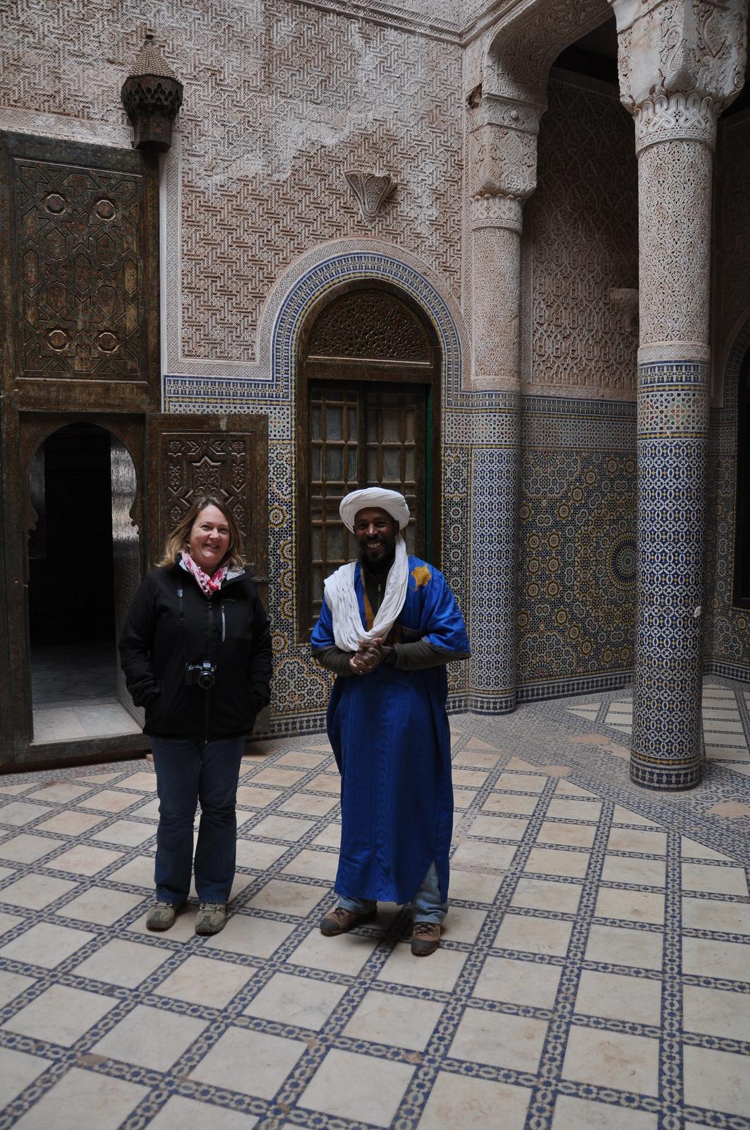 Glaoui Kasbah in Telouet