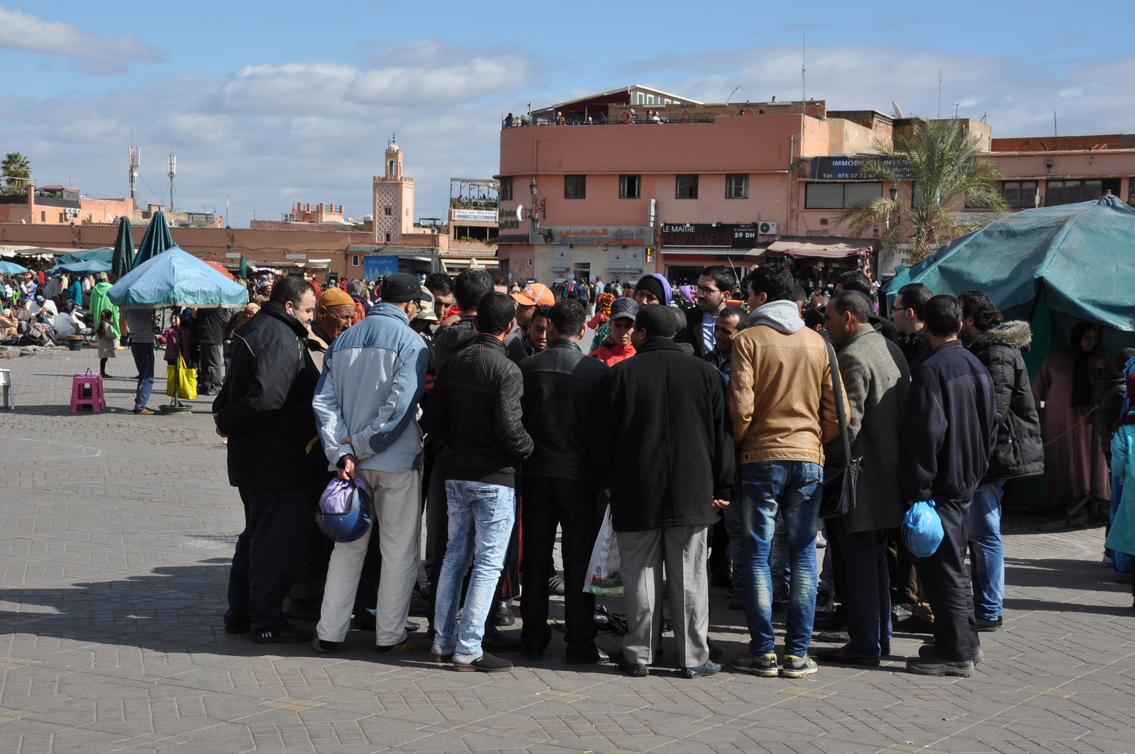 Jemaa el-Fnaa Marrakech