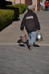 The tea seller, Marrakech