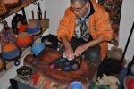 The Hat seller, Marrakech