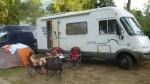Campsite Delta Lake Maggiore
